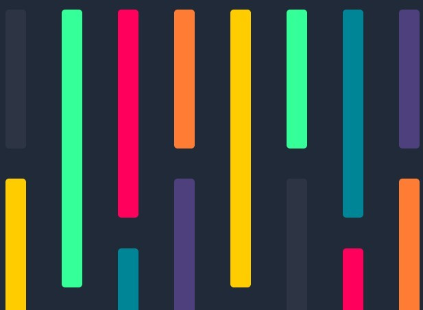 animated scrolling