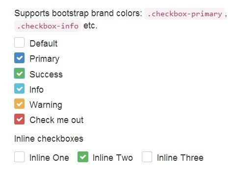 Pretty Checkbox & Radio Inputs with Bootstrap and awesome ...