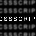 Text Focus Effect with CSS and CSS3 Transitions