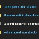 Animated Checkbox & Label with Pure CSS/CSS3