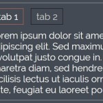 Simple JavaScript ES 6 Compatible Tabs System