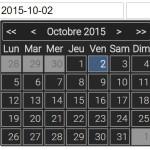 Lightweight Date Picker In Vanilla JavaScript