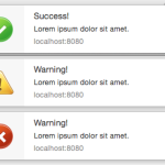 Customizable System Level Web Notification with Vanilla JavaScript – Screamer.JS