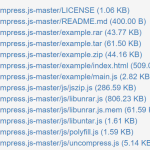 Reading Compressed Files With Pure JavaScript – uncompress.js