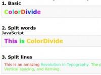 ColorDivide.js