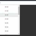 Simplest Time Picker For Text Field