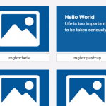 40+ Image Hover Effect With Pure CSS – imagehover.css