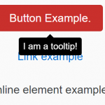 Small Animated Html5 Tooltips With Pure CSS – tippy.css