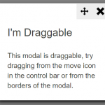 Minimal Modal Component In Vanilla JavaScript – Mimodal