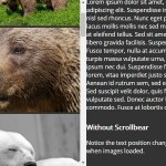 JavaScript Library For Maintaining Scroll Position When Images Loaded – Scrollbear