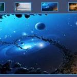 Pure CSS Image Slider With Thumbnail Navigation