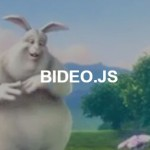 Responsive Fullscreen Background Video In Pure JavaScript – bideo.js