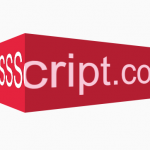 3D Text Scrolling Effect In Pure CSS / CSS3