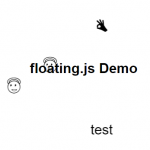 Infinite Float Up Effect With JavaScript And CSS3 – Floating.js