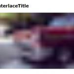 JavaScript Library For Progressive Image Loading Effect – Interlace.js