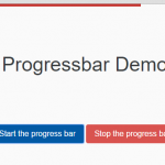 Multipurpose Top Progress Bar With Pure JavaScript – progressbar.js