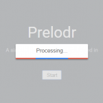 Google Inbox Inspired Preloader With Pure JavaScript – Prelodr