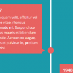 Responsive Animated Timeline With JavaScript And CSS3
