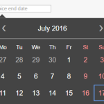 Lightweight Pure JavaScript Date Picker library – DatePickerX