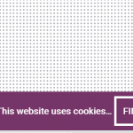 Vanilla JavaScript Library For EU Cookie law Alert – euc.js
