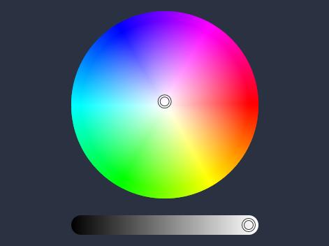 Sleek HTML5 / Javascript Color Picker – iro.js