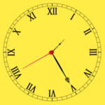 Tiny Analog Clock In Pure JavaScript