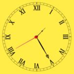 Tiny Analog Clock In Pure JavaScript
