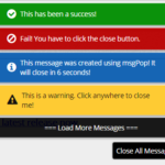 Feature-rich Growl Notification Library – MsgPop