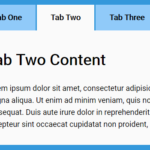 Responsive CSS Only Accordion & Tabs Component