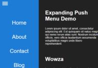 expanding-push-menu