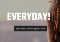 native-typed