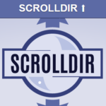 Minimal Scroll Direction Tracking Library – ScrollDir.js