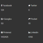 Social Share Counter In Vanilla JavaScript – social-share-count.js