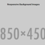 Responsive Background Image Delivery – responsive-background-images.js