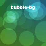 Create Amazing Bubbles Background In Pure JavaScript – bubble-bg