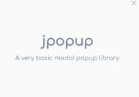 jpopup