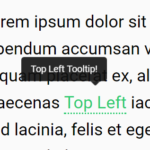 Minimal Animated CSS Tooltip Library – microtip