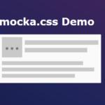Facebook-like Content Loader For Modern Web – mocka