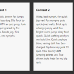 Responsive Equal Height Plugin With Pure JavaScript – right-height