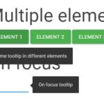 Lightweight Animated Tooltip Plugin For JavaScript – MarcTooltips.js