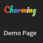 Split Text String Into Individual Characters – Charming.js