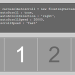 Interactive Carousel In Pure JavaScript – Floating Carousel
