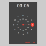 Clock-style Time Picker In Pure JavaScript – Grudus Timepicker