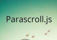 Parascroll.js
