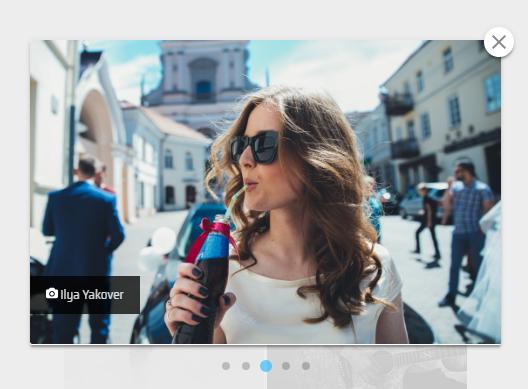 Multifunctional Lightbox/Gallery/Dialog Library – MODALit
