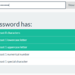 Check Strength Of Your Passwords – PWStrength