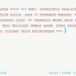 Minimal Text Editor With JavaScript – composure