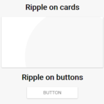 Minimalist Ripple Effect On Click And Tap – ripple.js
