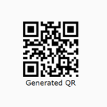 Space-saving QR Code Generator – qrize.js