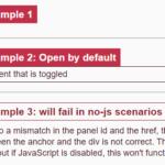 Progressively Enhanced Content Toggle Plugin – ARIA Toggle Blocks